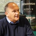 Hisense: intervista a Gianluca Di Pietro