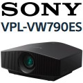 First look Sony VPL-VW790ES