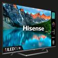 Test TV Hisense 55U7 4K HDR