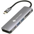 Novoo Hub USB-Type C, PD e HDMI 4K