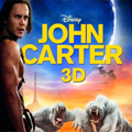 John Carter. Blu-ray + intervista