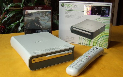 Blu ray disc vs hd dvd epilogo pag 16 hd dvd vs blu for Hd esterno xbox 360