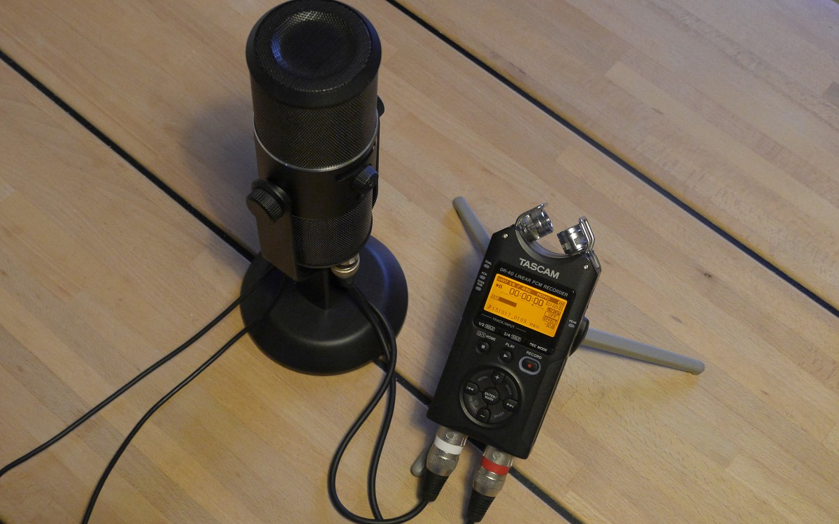 Schema Collegamento Xlr : Versione stampabile microfono razer seiren pro av magazine