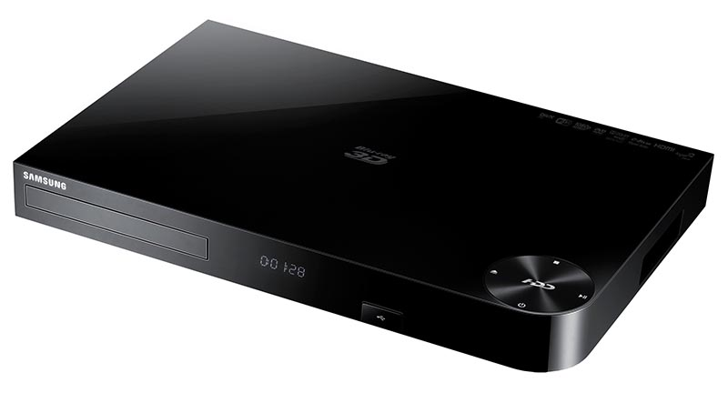 samsung bd h8900 blu ray 3d con pvr av magazine. Black Bedroom Furniture Sets. Home Design Ideas
