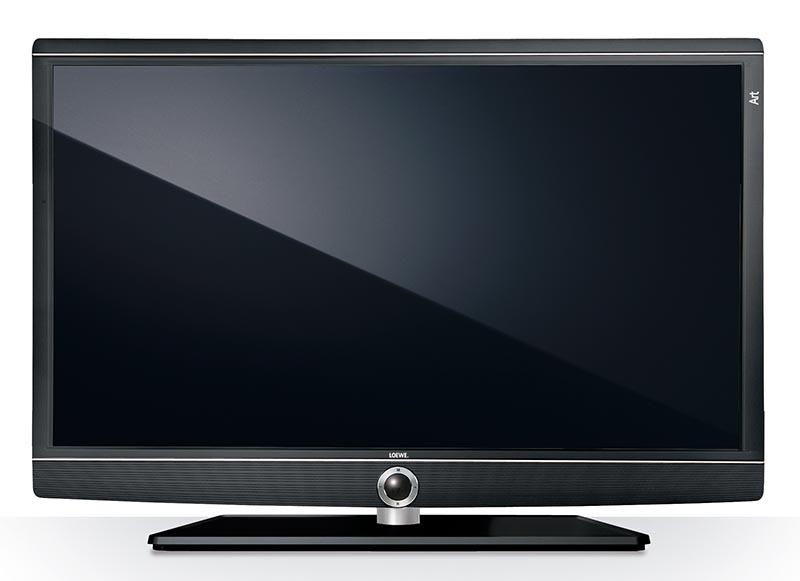 Loewe Lancia La Tv 3d : Loewe art smart tv d da av magazine