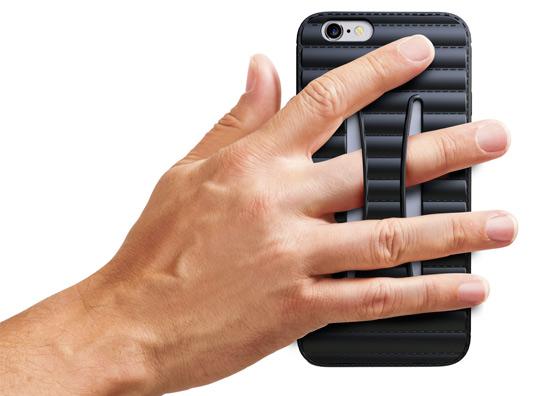 custodia selfie per iphone