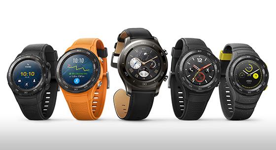 Huawei Watch 2 arriva in Italia: ecco prezzi e disponibilità