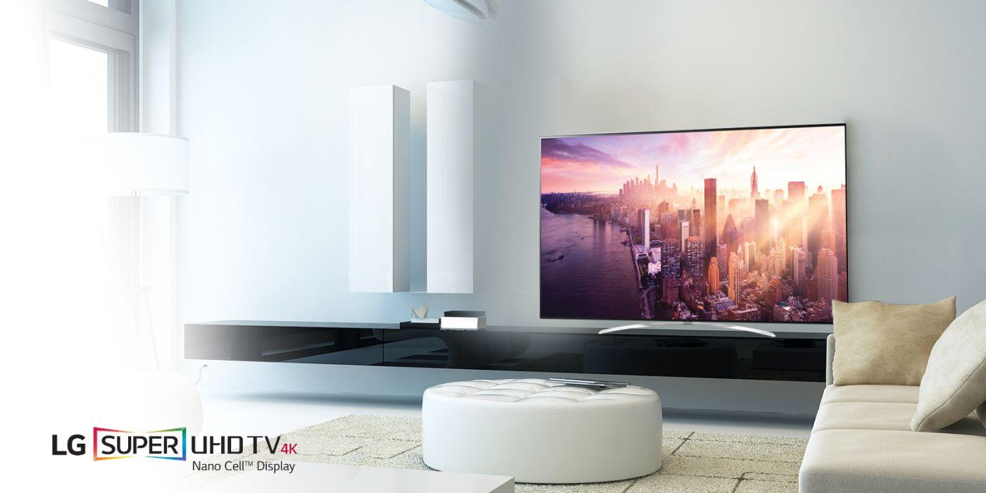 lg prezzi europei tv super uhd nano cell av magazine. Black Bedroom Furniture Sets. Home Design Ideas