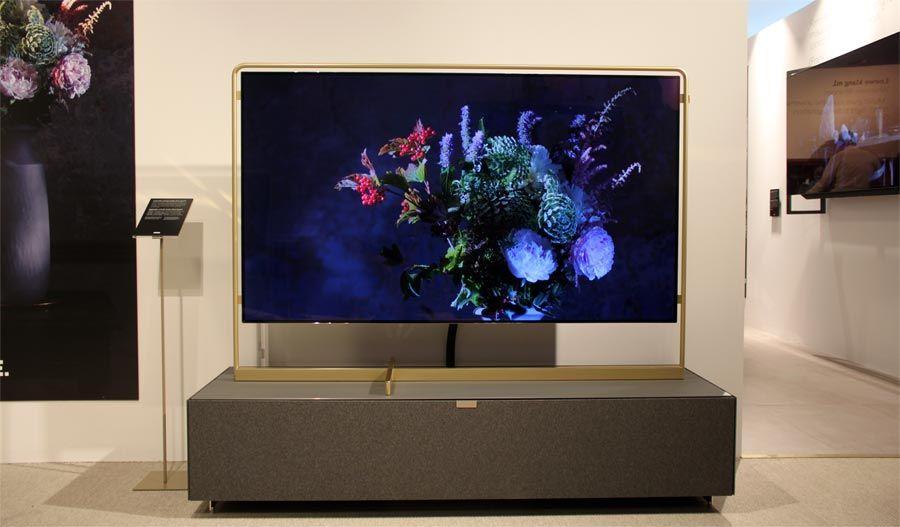 IFA: TV Loewe OLED X Wallpaper e bild 4.55   AV Magazine