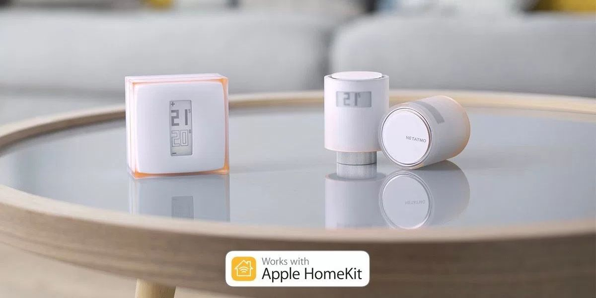 Netatmo  Smart Radiator Valves Disponibili