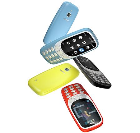 Nokia 3310: ufficiale anche la versione con il 3G