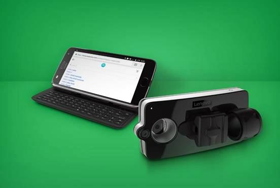 Lenovo Vital e Livermorium Slider Keyboard sono due nuove Moto Mods