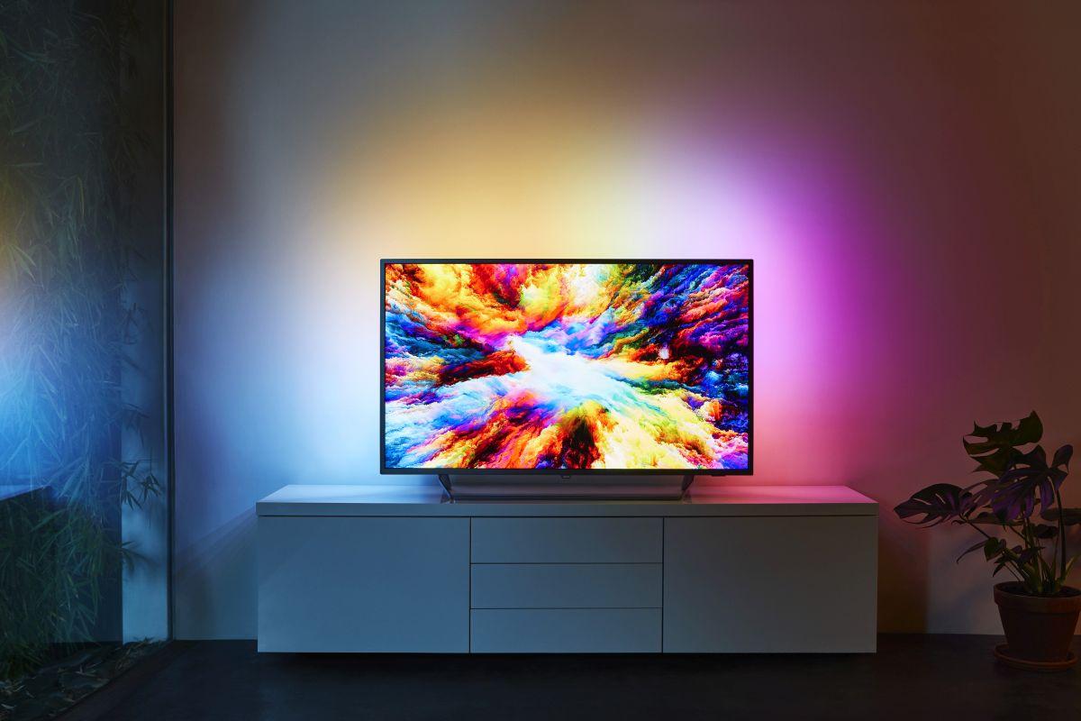 Philips Tv Lcd 2018 Nanoled Hdr10 Av Magazine