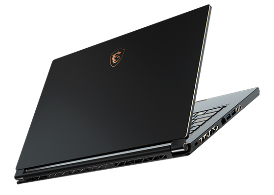 Msi gs stealth thin notebook gaming av magazine