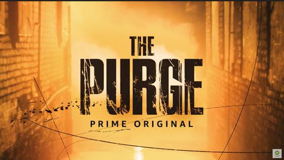 Amazon Prime The Purge