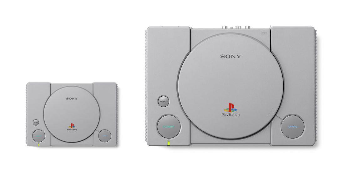 Sony annuncia PlayStation Classic