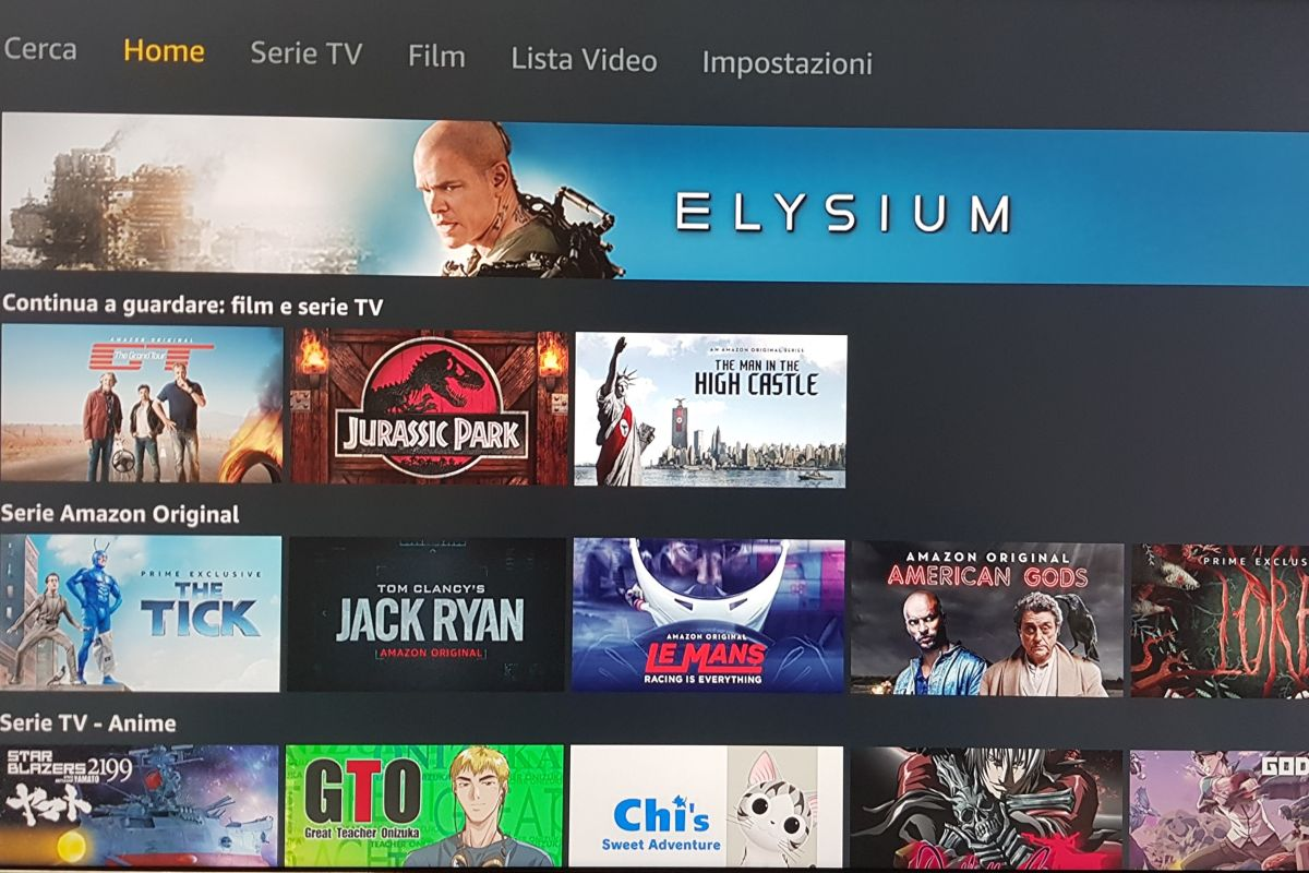 Amazon Prime Video arriverà su Chromecast