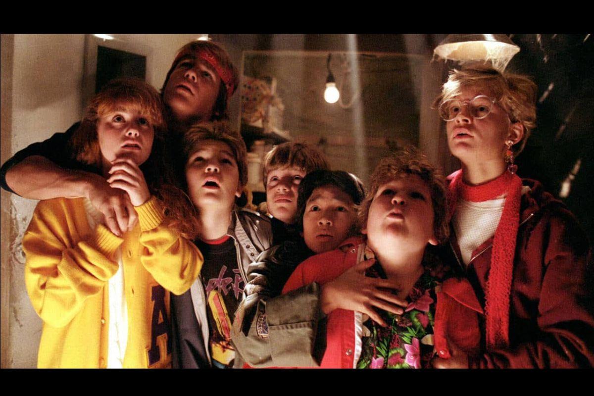 I Goonies tornano al cinema in 4K il 9 e il 10 Dicembre