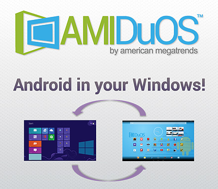mwc amiduos emulatore android per windows av magazine. Black Bedroom Furniture Sets. Home Design Ideas