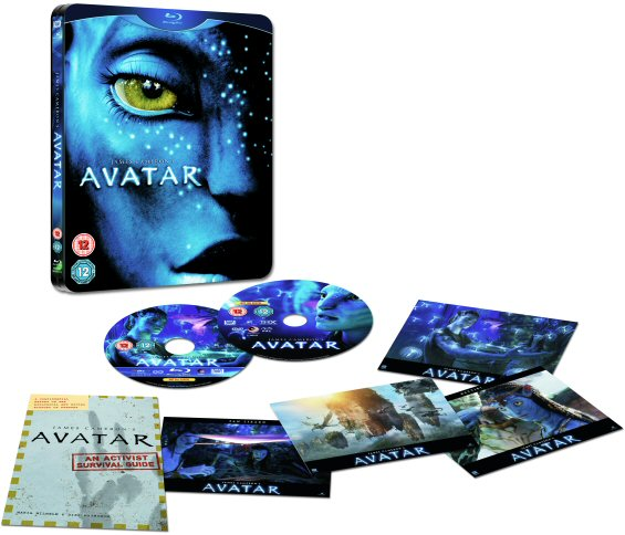Avatar Blu-ray: Ecco Il Cofanetto Steelbook