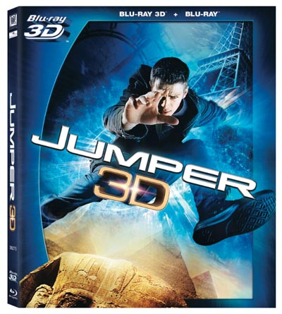 Jumper (2008) [3D] Full Blu Ray 38.2GB AVC DTS ITA DTS-HD MA ENG