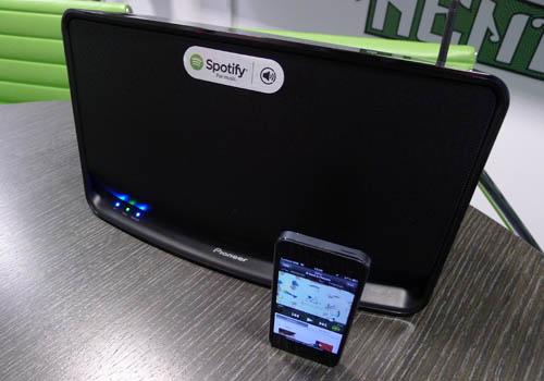 Pioneer con spotify connect av magazine - Sistemi audio casa ...