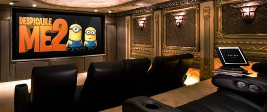 Imax prima cinema film imax a casa av magazine - Realizzare sala cinema in casa ...