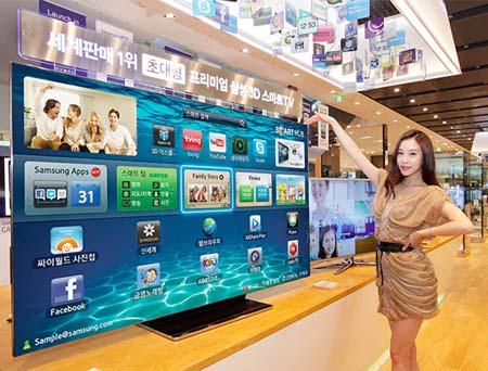 Samsung tv es9000 75 in corea av magazine for Tv 75 pollici prezzo