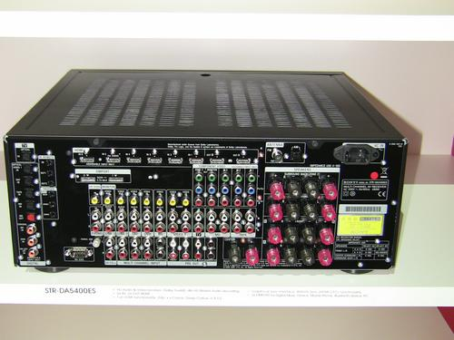 IFA: Ricevitore A/V Sony STR-DA5400ES